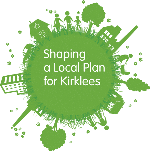 Logo for Kirklees Council's Local Plan
