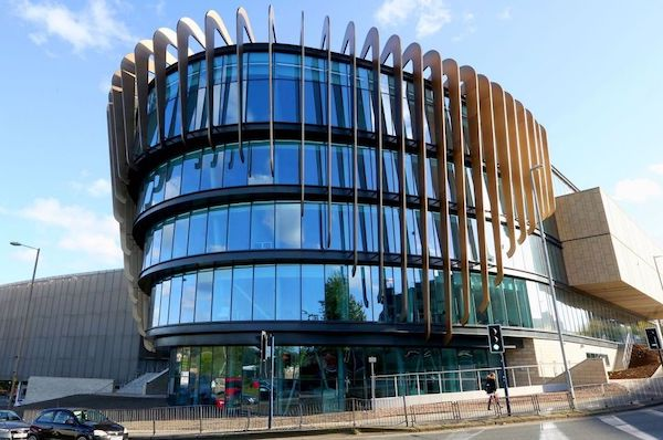 Oastler Building, University of Huddersfield, a winner in our design awards