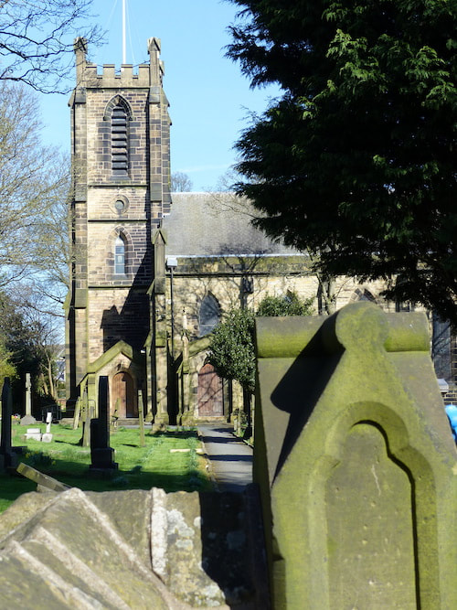 St Stephen's Church, Lindley